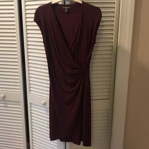 Tommy Bahama Maroon/ garnet dress